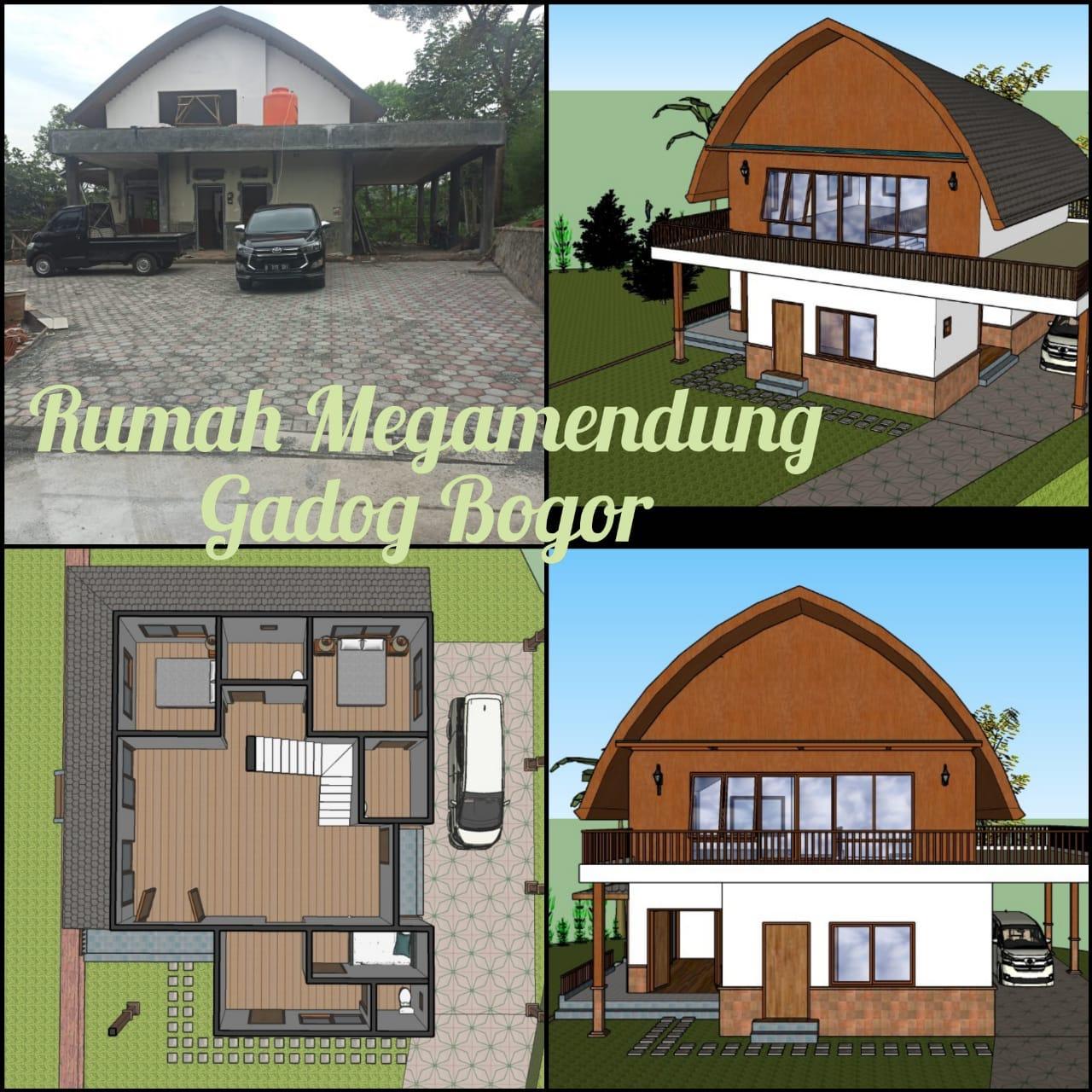 Rumah Megamendung Gadog Bogor