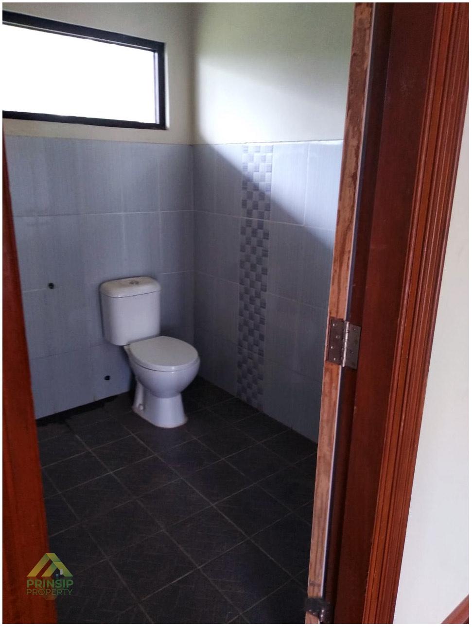 Rumah Gadog dijual- Toilet
